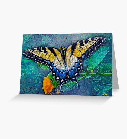 Swallowtail 2 Greeting Card