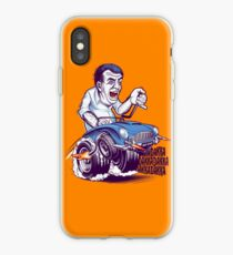 Clarkson iPhone Case
