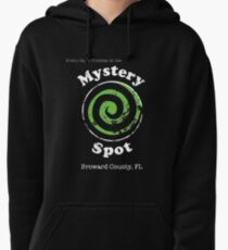 Welcome to the Mystery Spot.   Pullover Hoodie