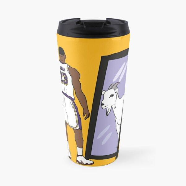 LeBron James Mirror GOAT (Lakers) Mug isotherme