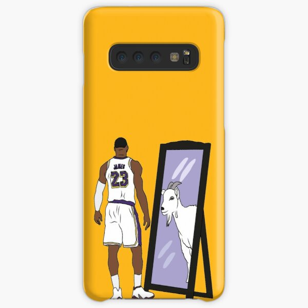LeBron James Mirror GOAT (Lakers) Samsung Galaxy Snap Case