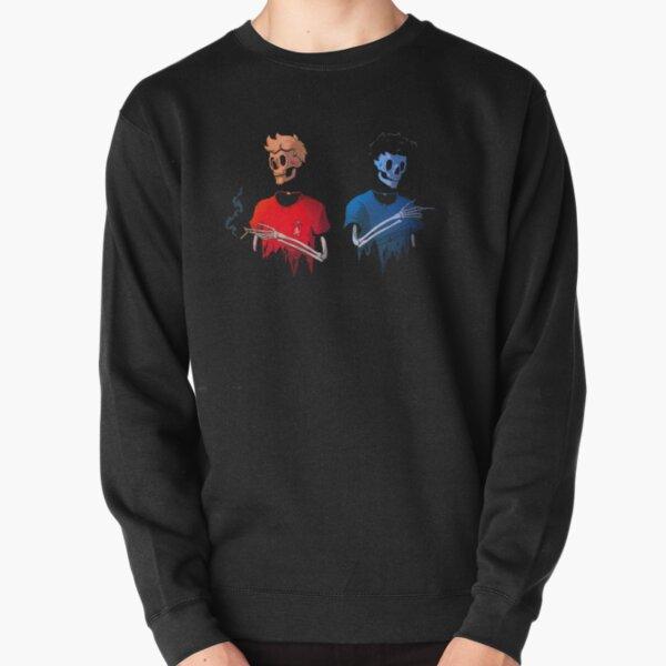 Josh A and Iamjakehill - Chaos Pullover Sweatshirt
