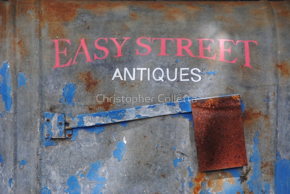 Easy Street by Christopher Colletta