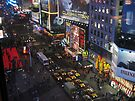 Times Square Phantom2 by Polly Greathouse