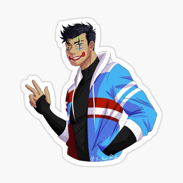 Vn2O Sticker