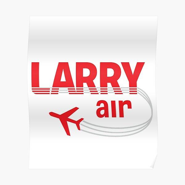 Larry Air - Stevie's Airline on Schitt's Creek Poster