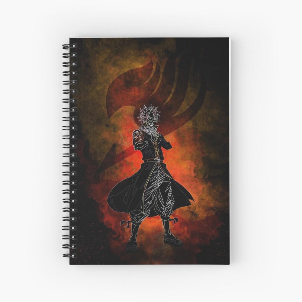 fire awakenig Spiral Notebook