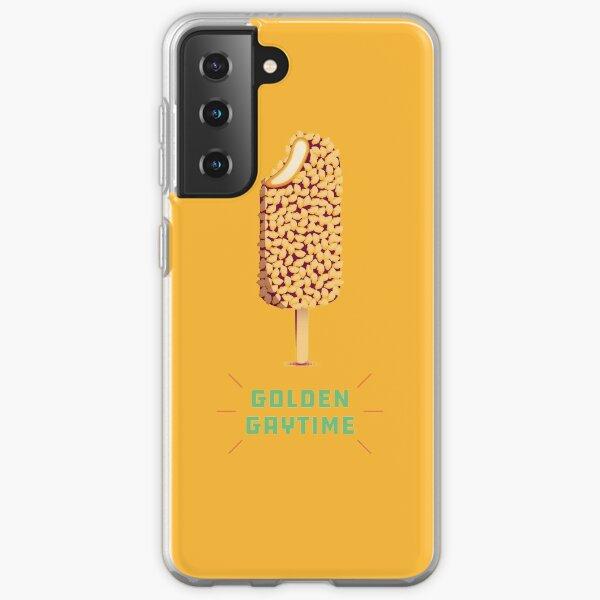 Golden Gaytime Samsung Galaxy Soft Case