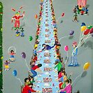 Street Party by Sandy Wager