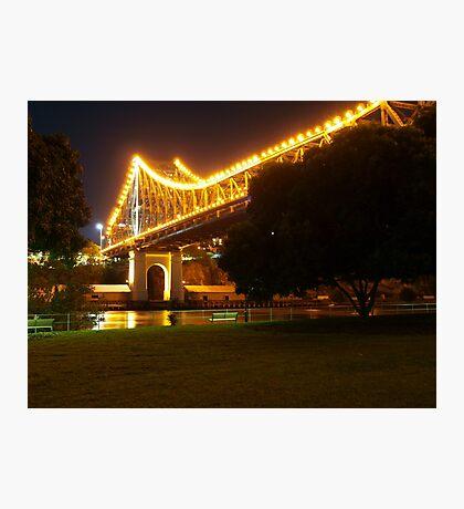 Bright Lights Photographic Print