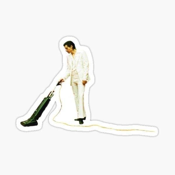 Alex Turner - Arctic Monkeys - Anyways - Tranquility Base Hotel and Casino Glossy Sticker