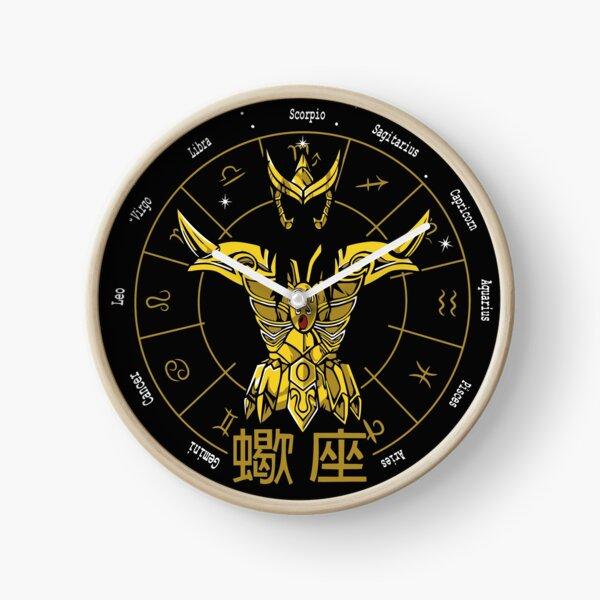 PAÑO DE ESCORPIÓN - MILO GOLD CLOTH SAINT SEIYA Reloj