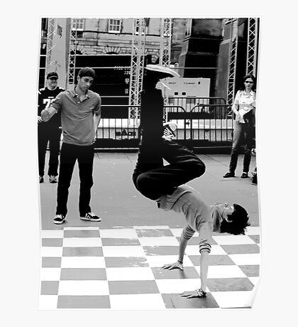Break dancing :) Poster