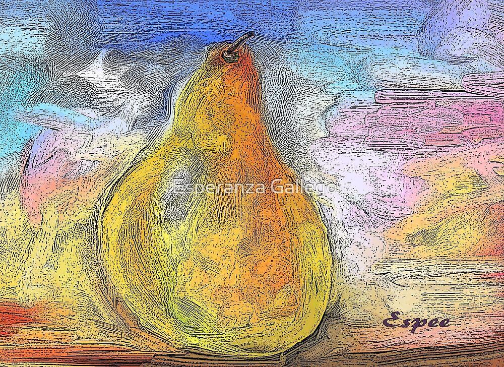 Ripe and Sweet by Esperanza Gallego