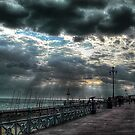 The Sea-front by Richard Ray