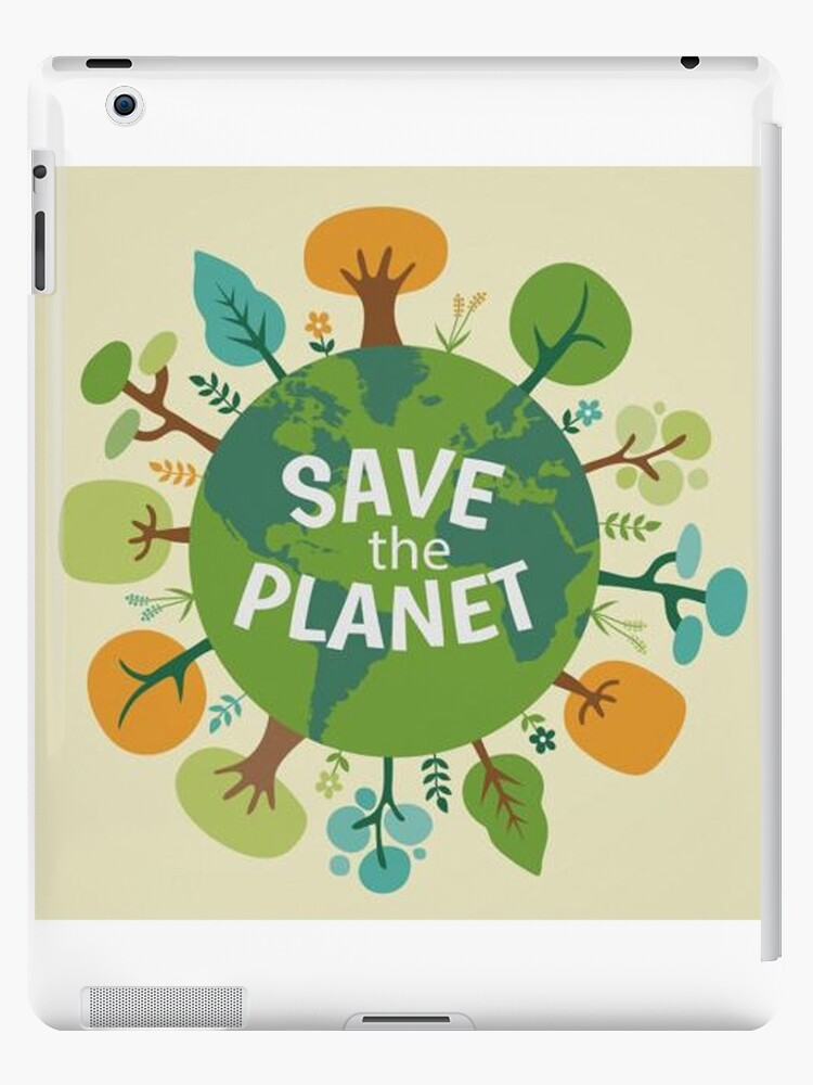 Save Planet Save Earth Save Nature Save Environment Save