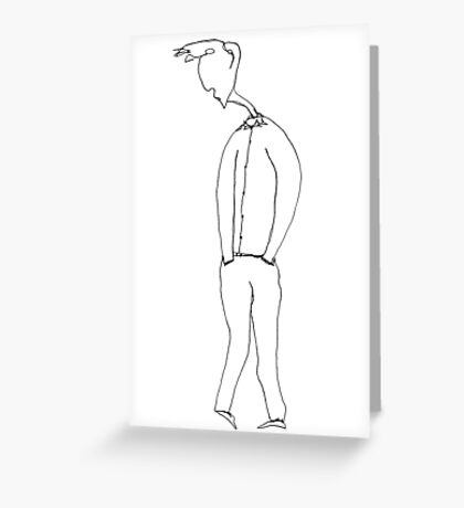Milton Greeting Card