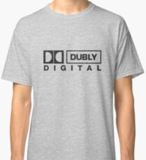 Spinal Tap - Dubly Digital Classic T-Shirt
