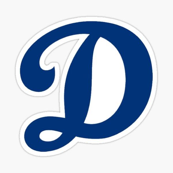 Los Angeles Baseball - Alternate D Sticker