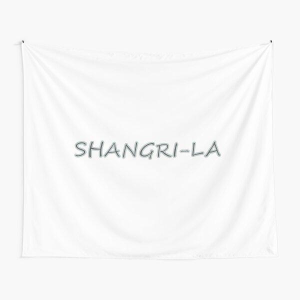 Shangri-La Wandbehang
