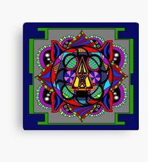 Mandala Canvas Print