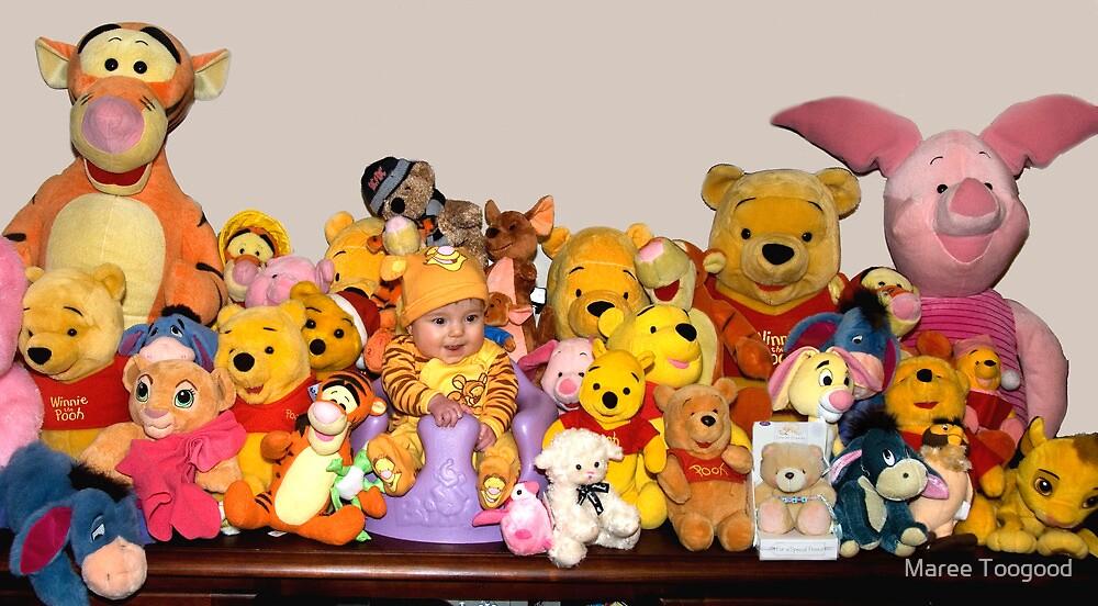 Where's Kiara? by Maree Toogood