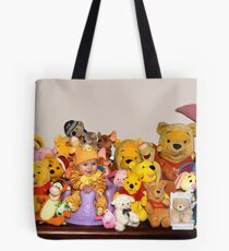 Where's Kiara? Tote Bag