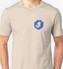 Cutie mark crusaders badge: Left T-Shirt