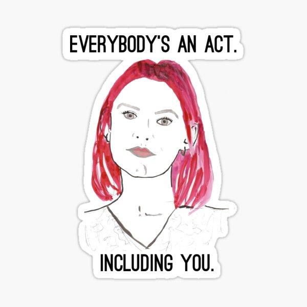 Including You Sticker