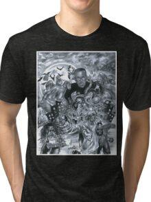 Hopsin - Taking over the Industry Tri-blend T-Shirt