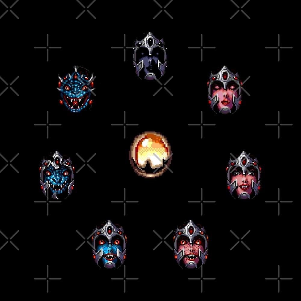 Devil's Crush Transformation 2 by Mirisha
