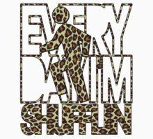 Everyday I'm Shuffling - Leopard