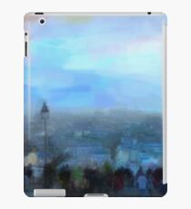 Montmartre from the Butte iPad Case/Skin