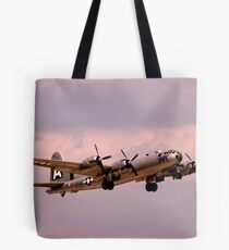 The Last One..................CAF's B29.... Tote Bag