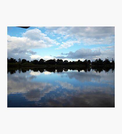 Blue Skies Photographic Print