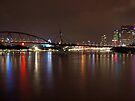 Goodwill Bridge  by W E NIXON  PHOTOGRAPHY
