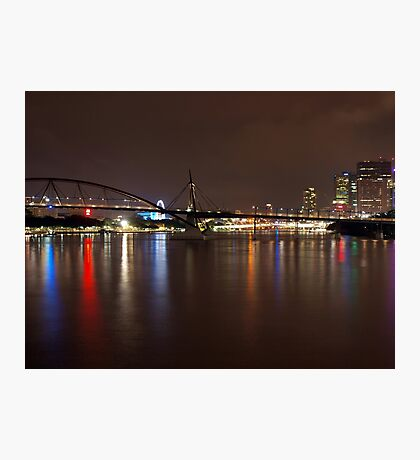 Goodwill Bridge  Photographic Print