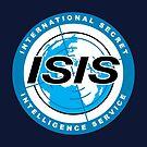 Archer ISIS Logo (Work Shirt) by Mirisha