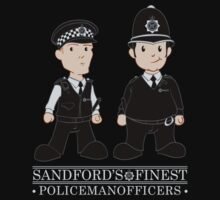 Sandford's Finest - Hot Fuzz