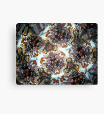 Kaleidescope 196 Canvas Print