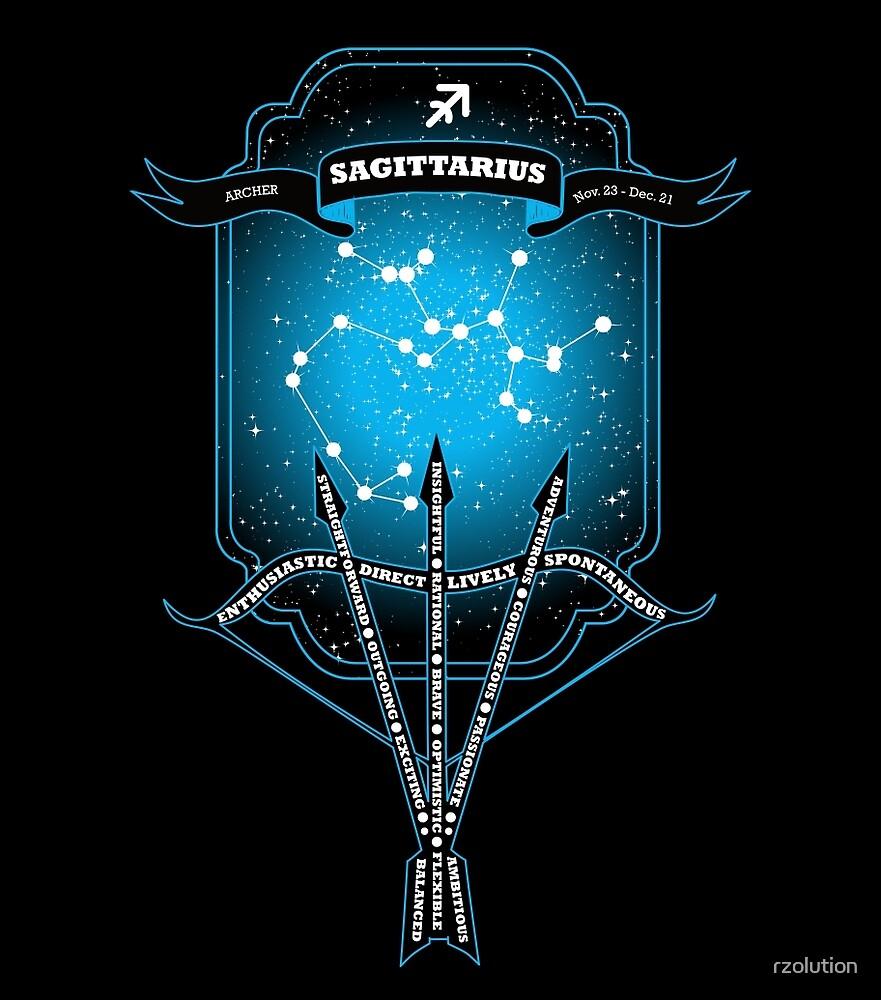 Sagittarius by rzolution