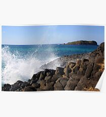 giants causeway ... Poster