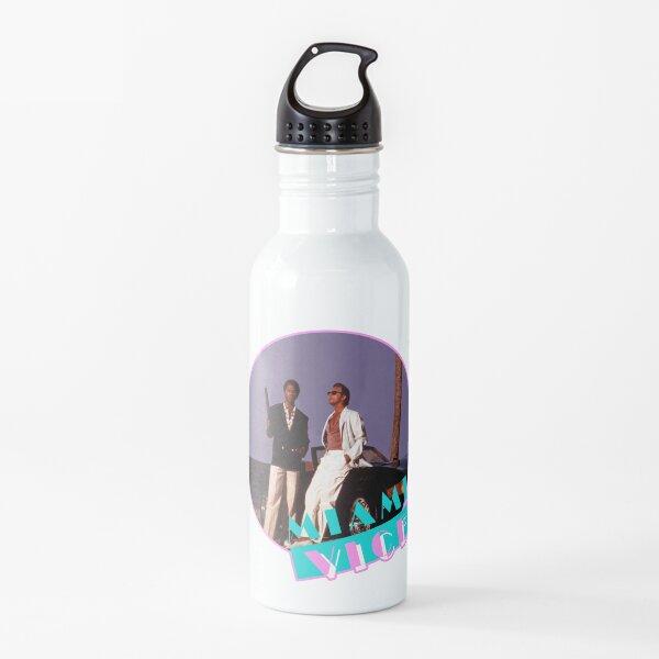 Miami Vice Retro Water Bottle