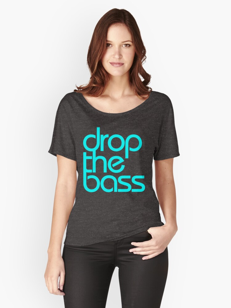 Drop The Bass (cyan) by DropBass