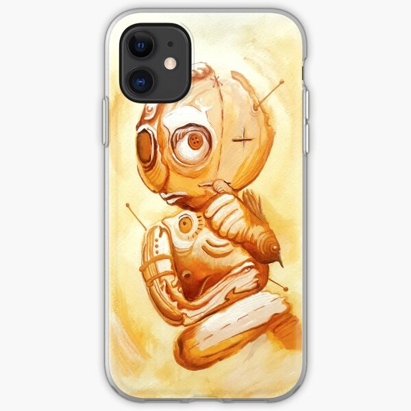 Voodoo Baby Doll  iPhone Soft Case