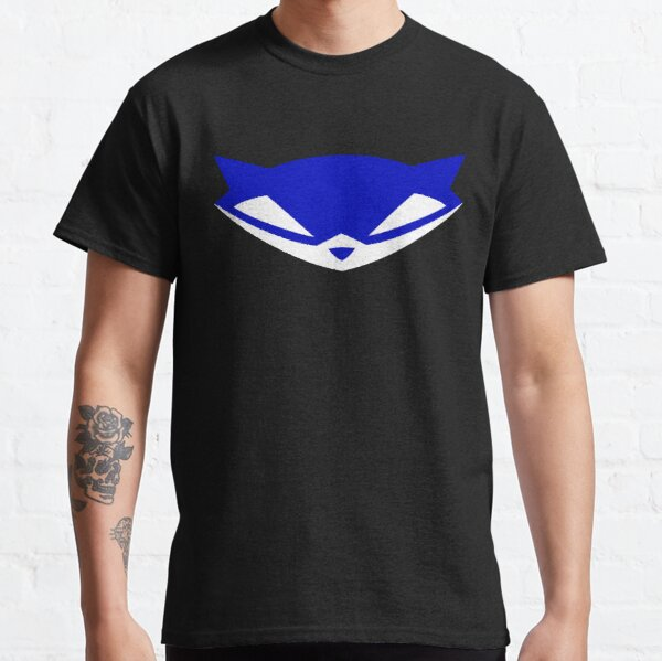 Sly Cooper (Blue) Classic T-Shirt
