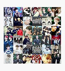 Bangtan Boys Photographic Print