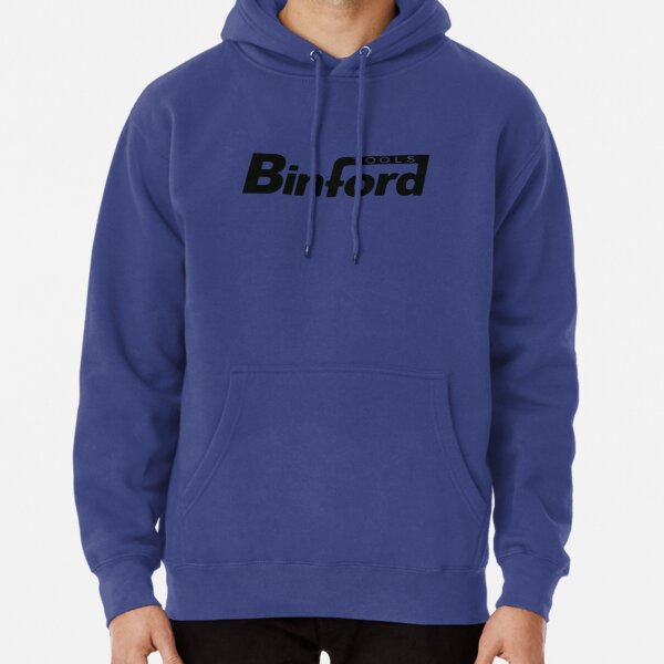 Binford Tools t-shirt - Home Improvement, Tim Taylor, Tool Time, The Tool Man Pullover Hoodie