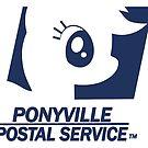 Ponyville Postal Service by Mirisha