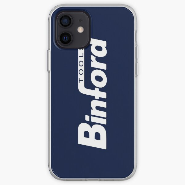 Binford Tools t-shirt - Home Improvement, Tim Taylor, Tool Time, The Tool Man iPhone Soft Case